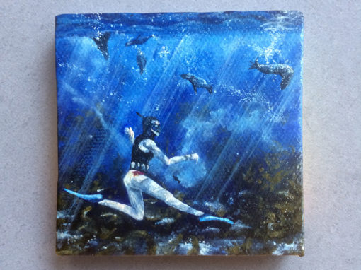 'Dive deep. Live light' – Day 12/365  – Sold