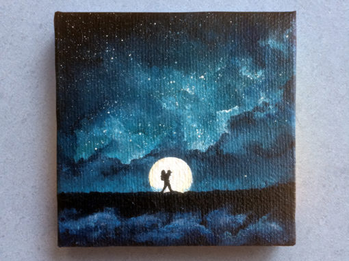 'Walking in your Moon' – Day 50/365 -NFS
