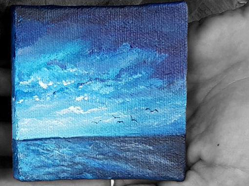'Will this Sea set me free?' – Day 37/365 – Triptych R2450