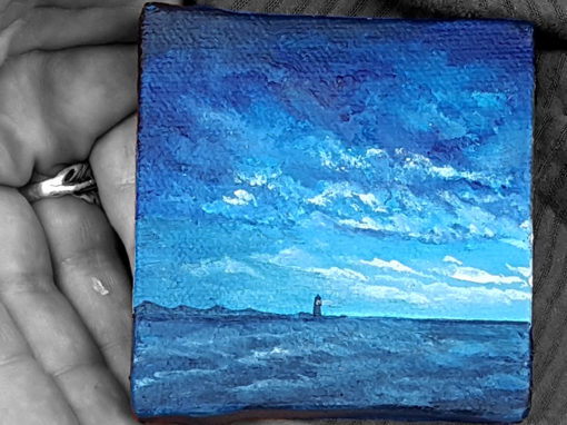 'Her eyes on the horizon' – Day 39/365 – Triptych R2450