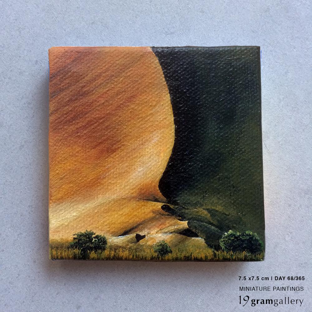 'Yin Yang Sand' – Day 68/365