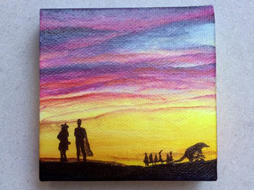 'In Dust We Trust' – Day 98/365 – NFS