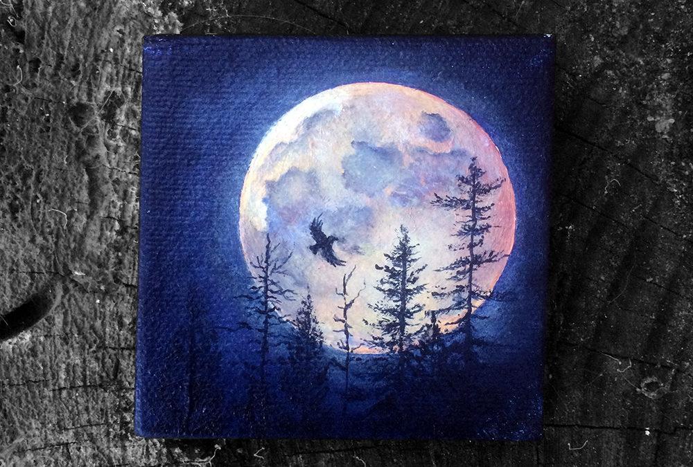 'Moon Mood' – Day 138/365 – NFS