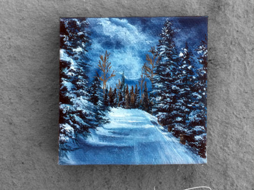 'Cold Art Truth' – Day 152/365 – NFS