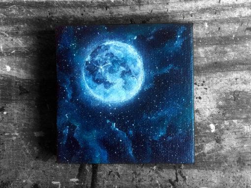 'Aquarius Moon' – Day 227/365 – R1900