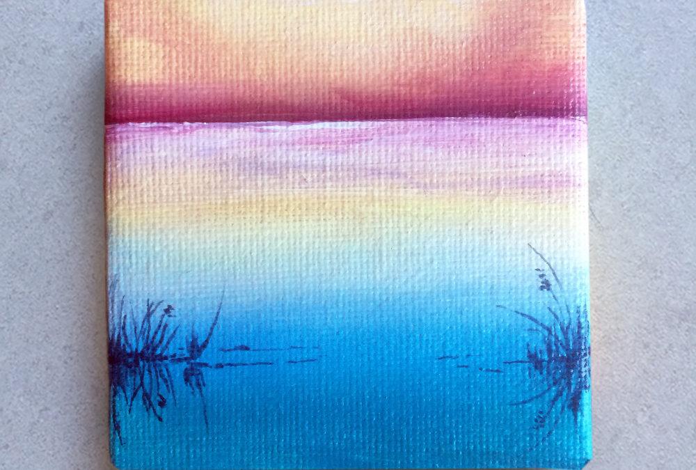 'On Rainbow Pond' – Day 212/365 – Quad R2100