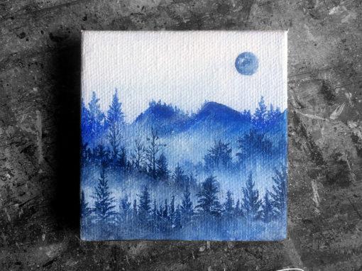 'Blue Mood' – Day 255/365 – R1900