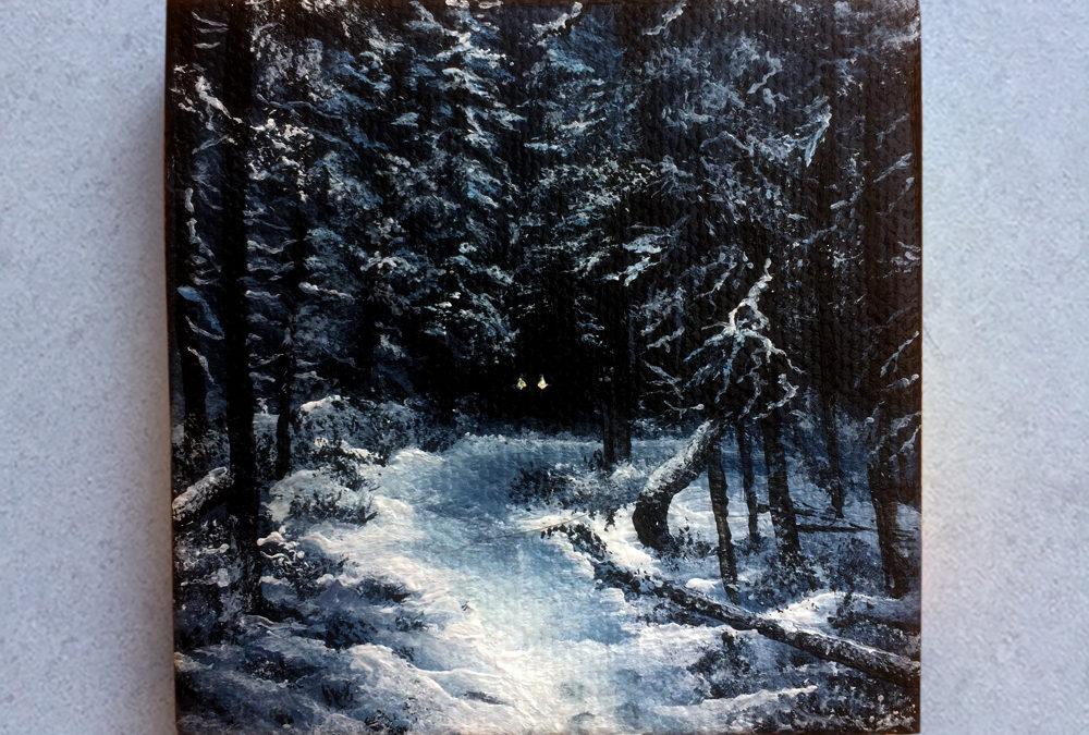 'Awarewolf' – Day 298/365 – R1900