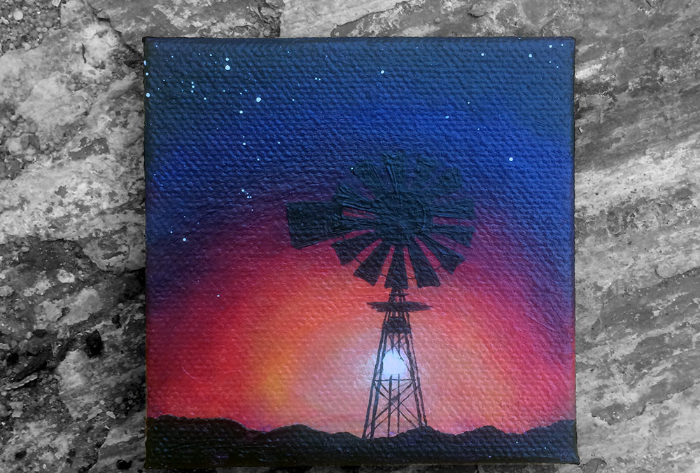 'Whirl-Windmill' – Day 325/365 – ON HOLD