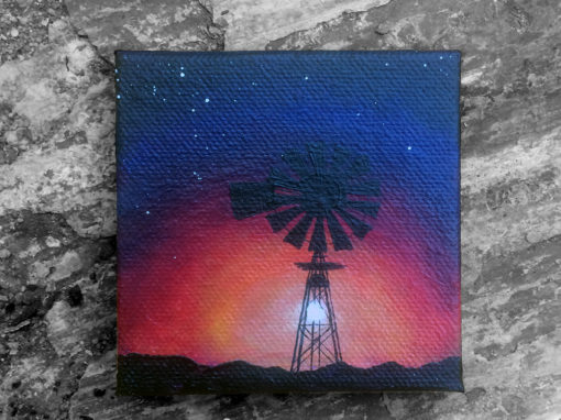 'Whirl-Windmill' – Day 325/365 – R1900