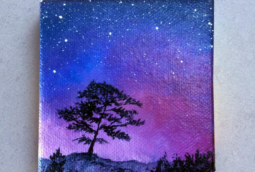 'Amaranthine Sky' – Day 308/365 – R1900