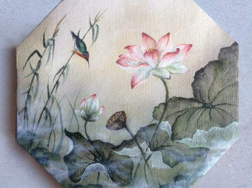 'Lotus Symmetry' – Day 365/365 – NFS