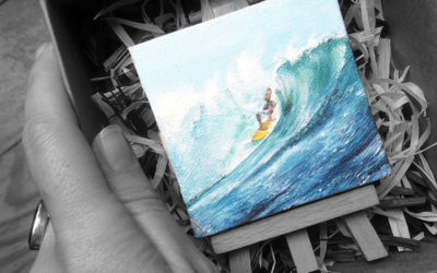 Tribe Stories: A unique gift for a surfer