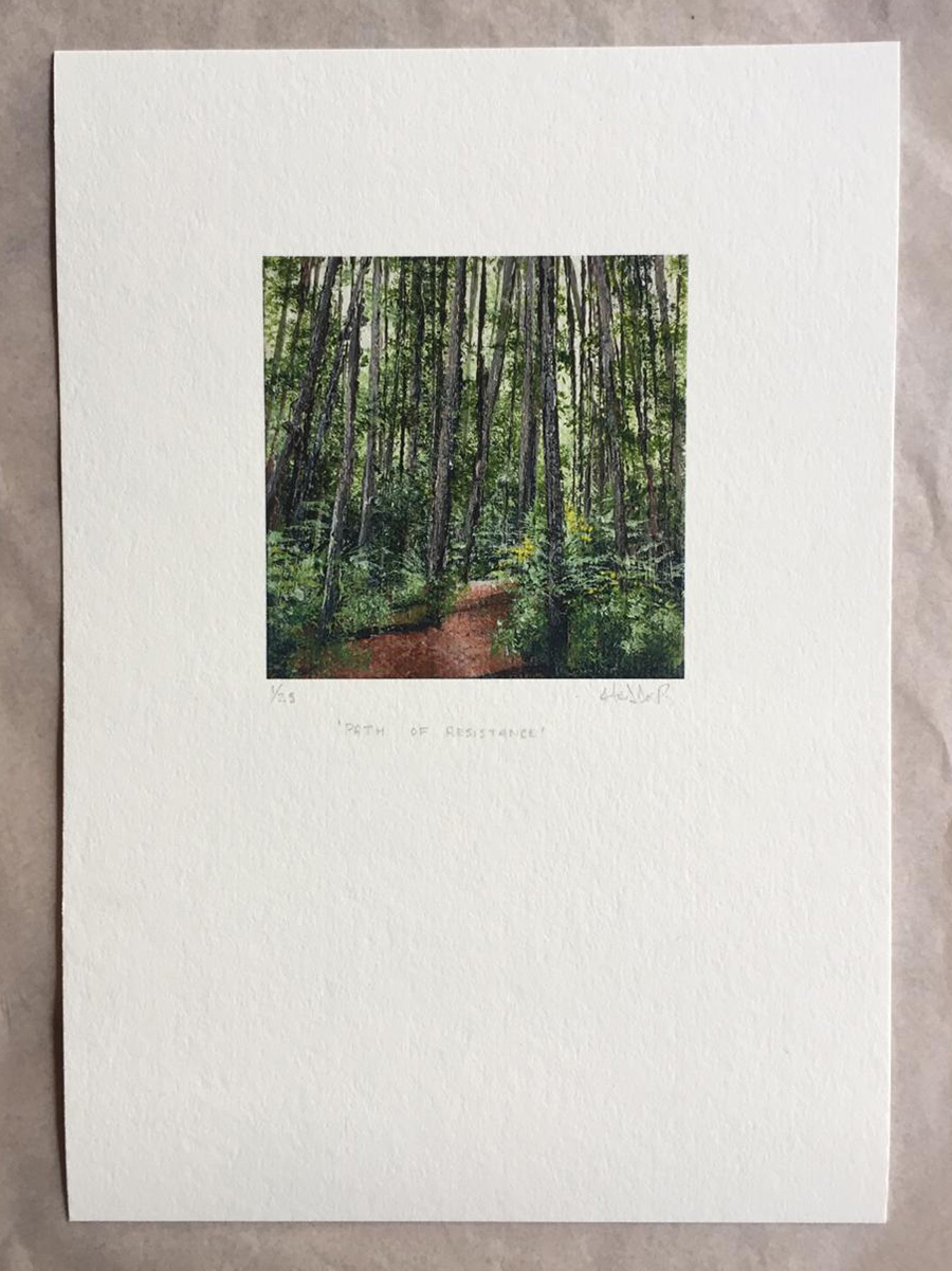 forest prints